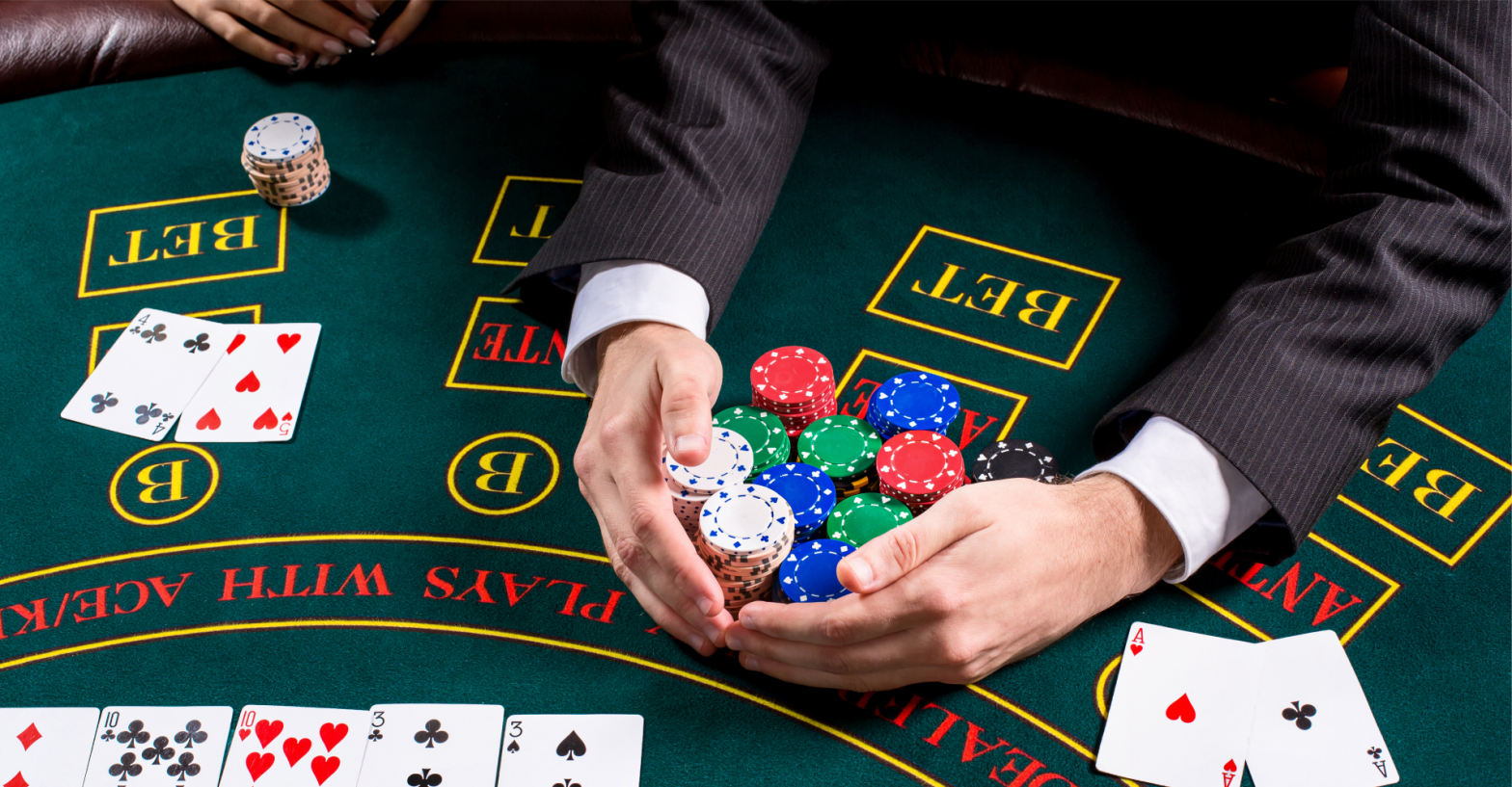 Steps Involved In Playing Poker Games