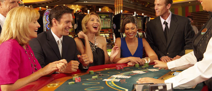 Have Fun with Casino Games At Home