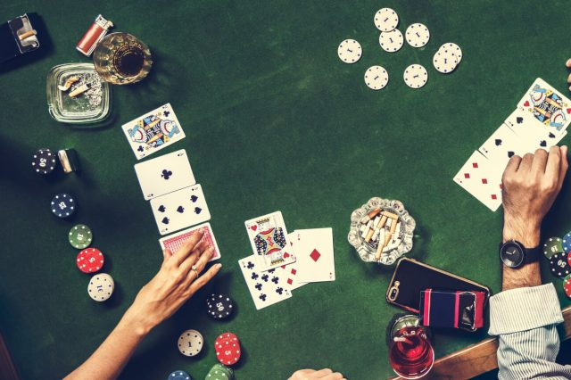 About Poker Room and the Games