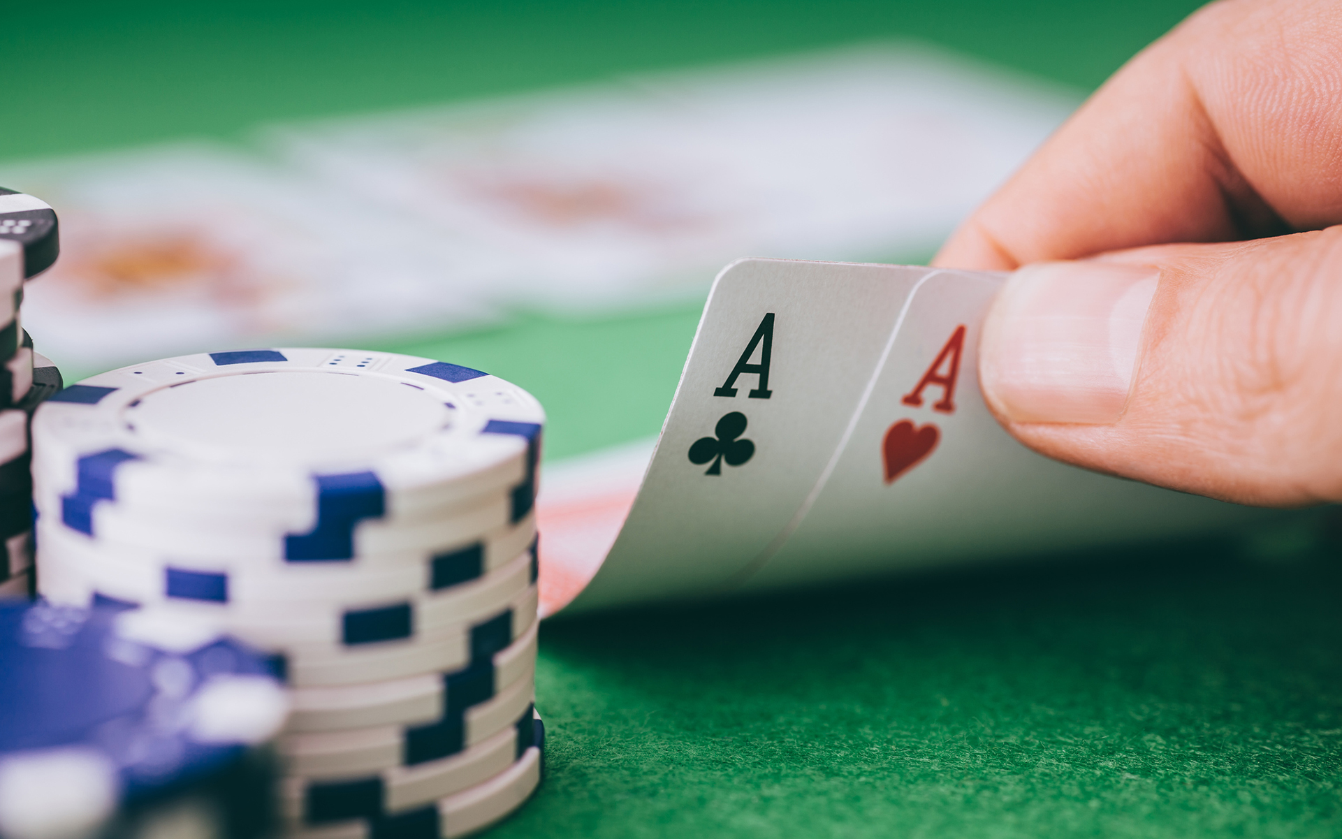 The Psychology of Online Poker