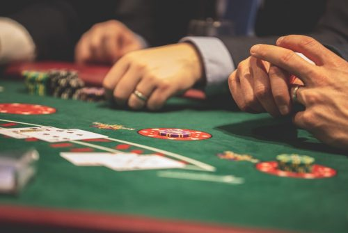 Play Your Favorite Game: Roulette