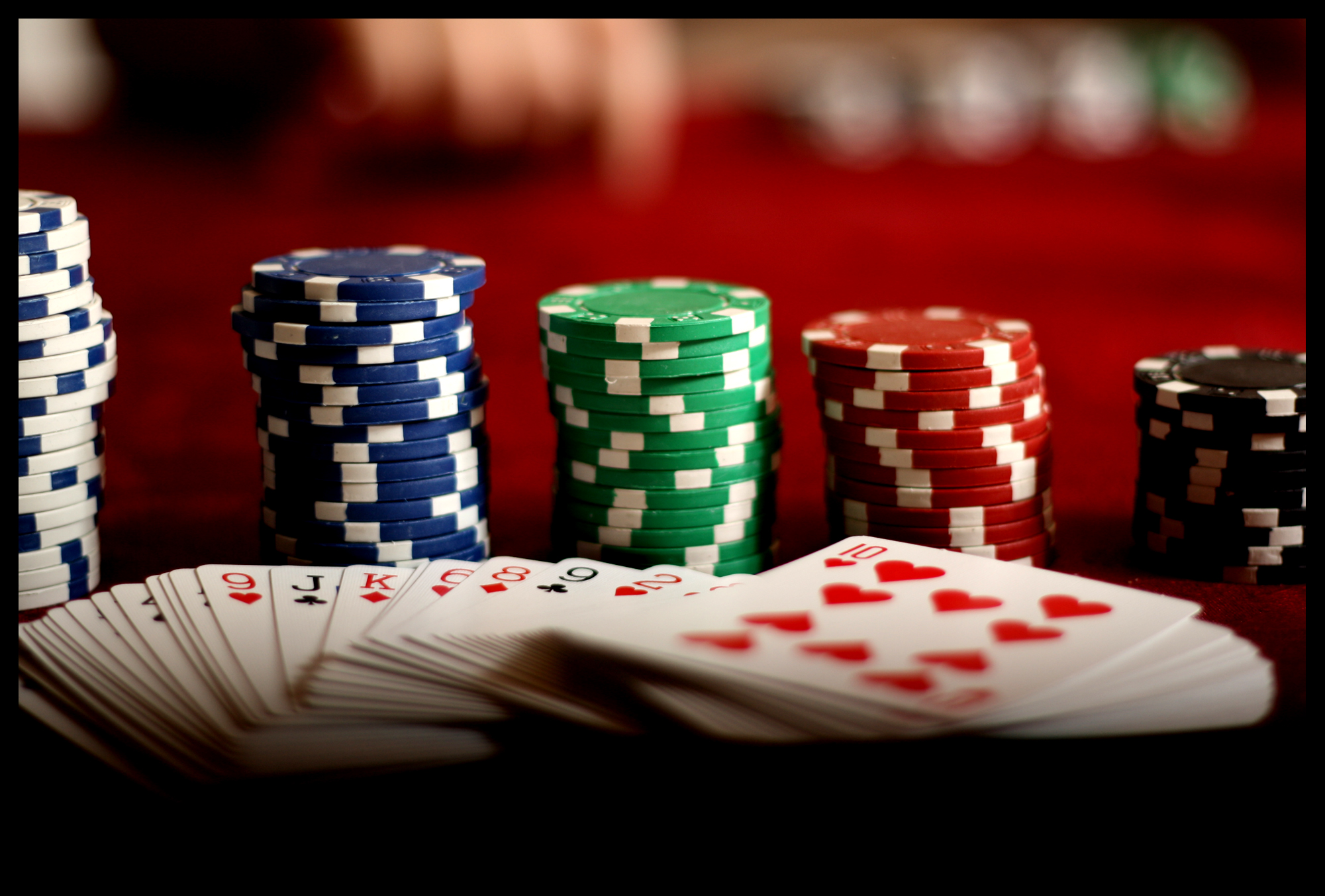 Make your home as a casino facility now