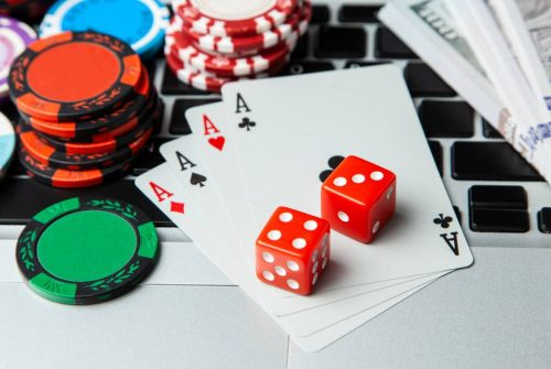Interesting facts about online gambling games